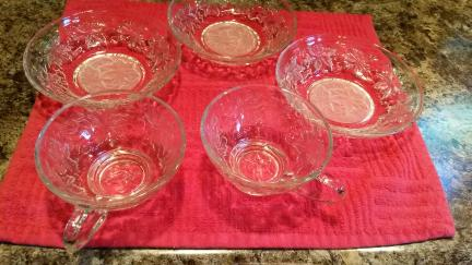 Princess House Dishes for sale in Cedar County IA & Cedar County IA: Princess House Dishes