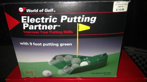 Electric Putting Partner For In Mchenry Il
