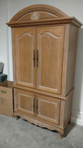 Entertainment Armoire   Hooker Furniture For Sale In Bradenton FL